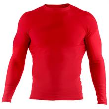 Clinch Gear Red Rash Guard
